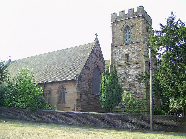 Aldridge Church